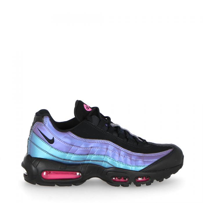 nike scarpe lifestyle black black laser fuxia