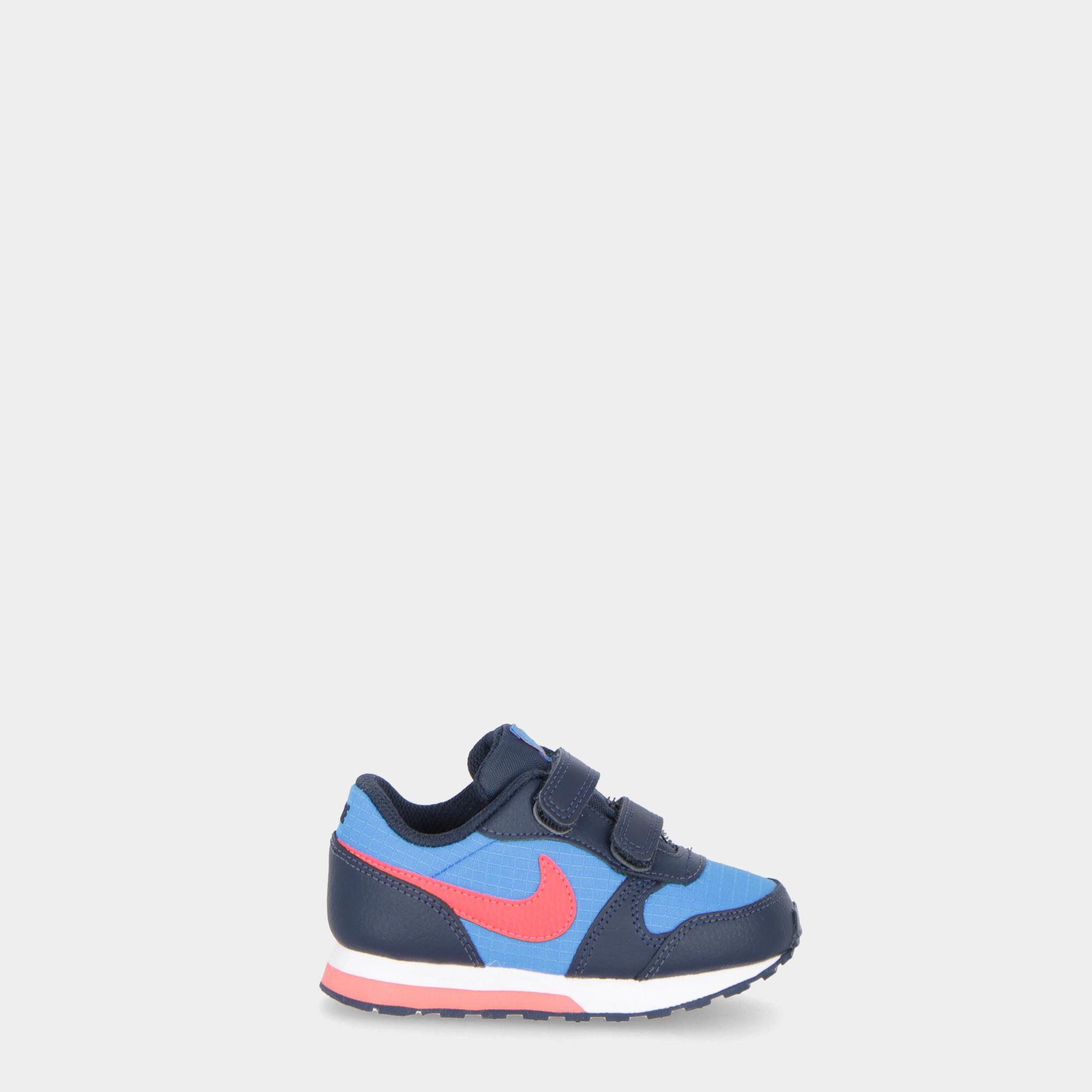 outlet store 19a39 71949 Nike Md Runner 2 (tdv) - Kids br   Blue crimson