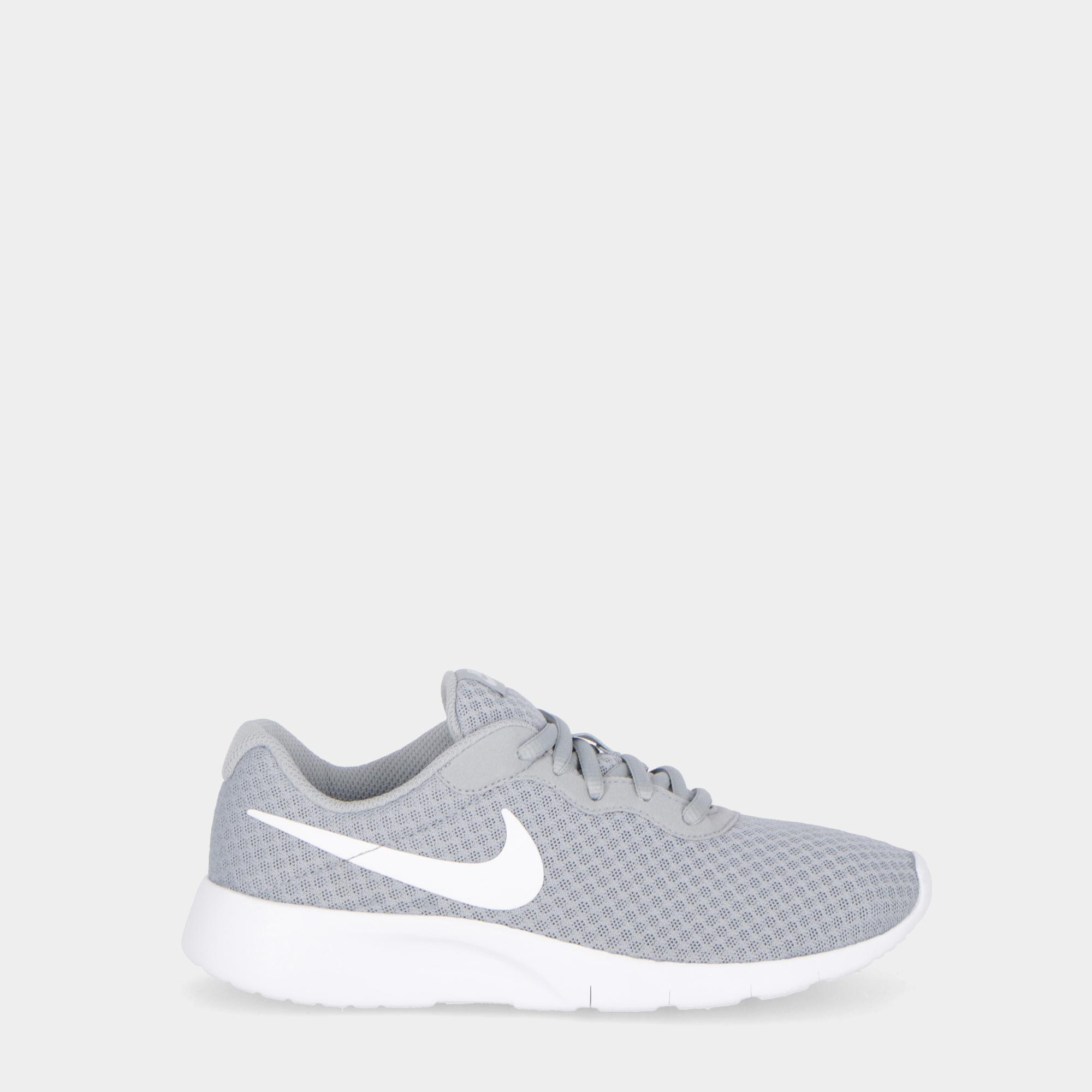 38b0476b89847 Nike Tanjun (gs) - Kids Wolf Grey White