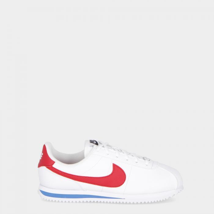 nike scarpe lifestyle white red royal