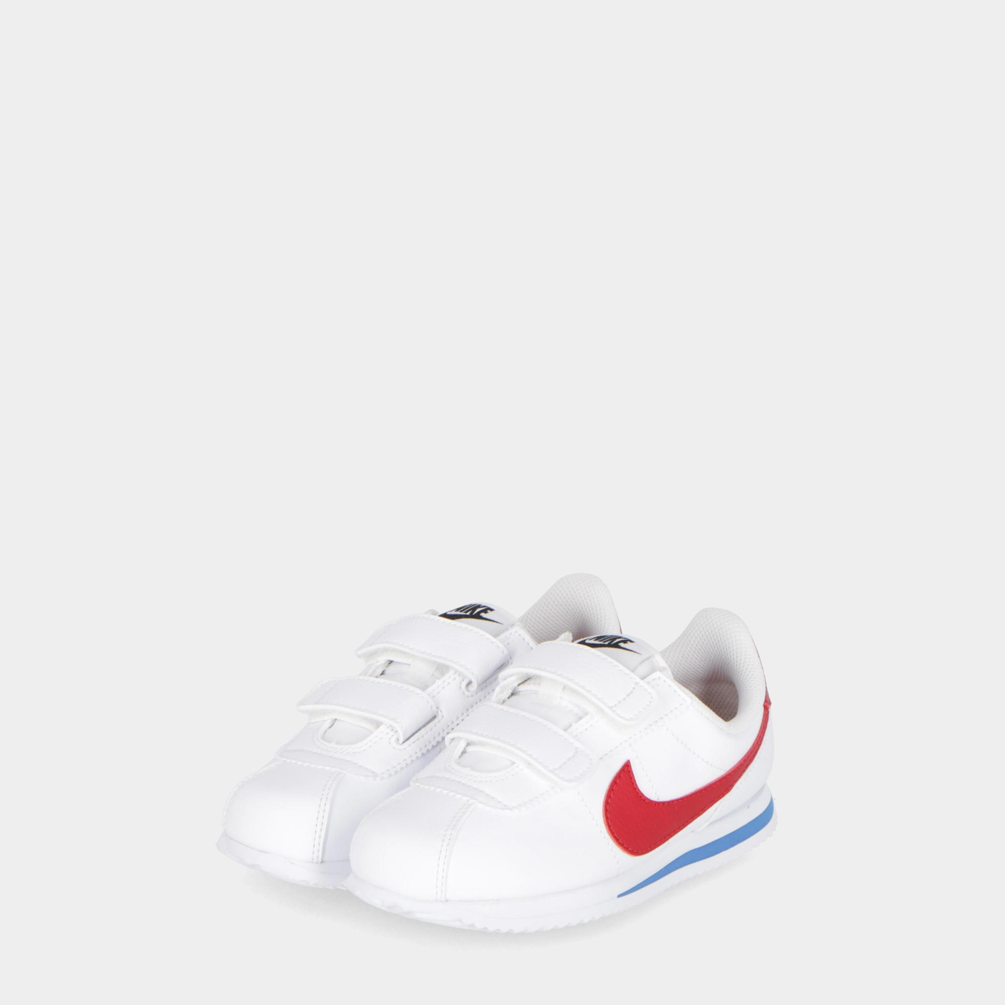 new products 67e4b d0cd6 Nike Cortez Basic Sl (psv) - Kids White red royal