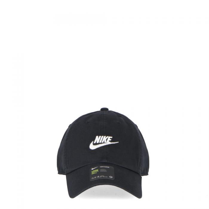nike cappelli black white