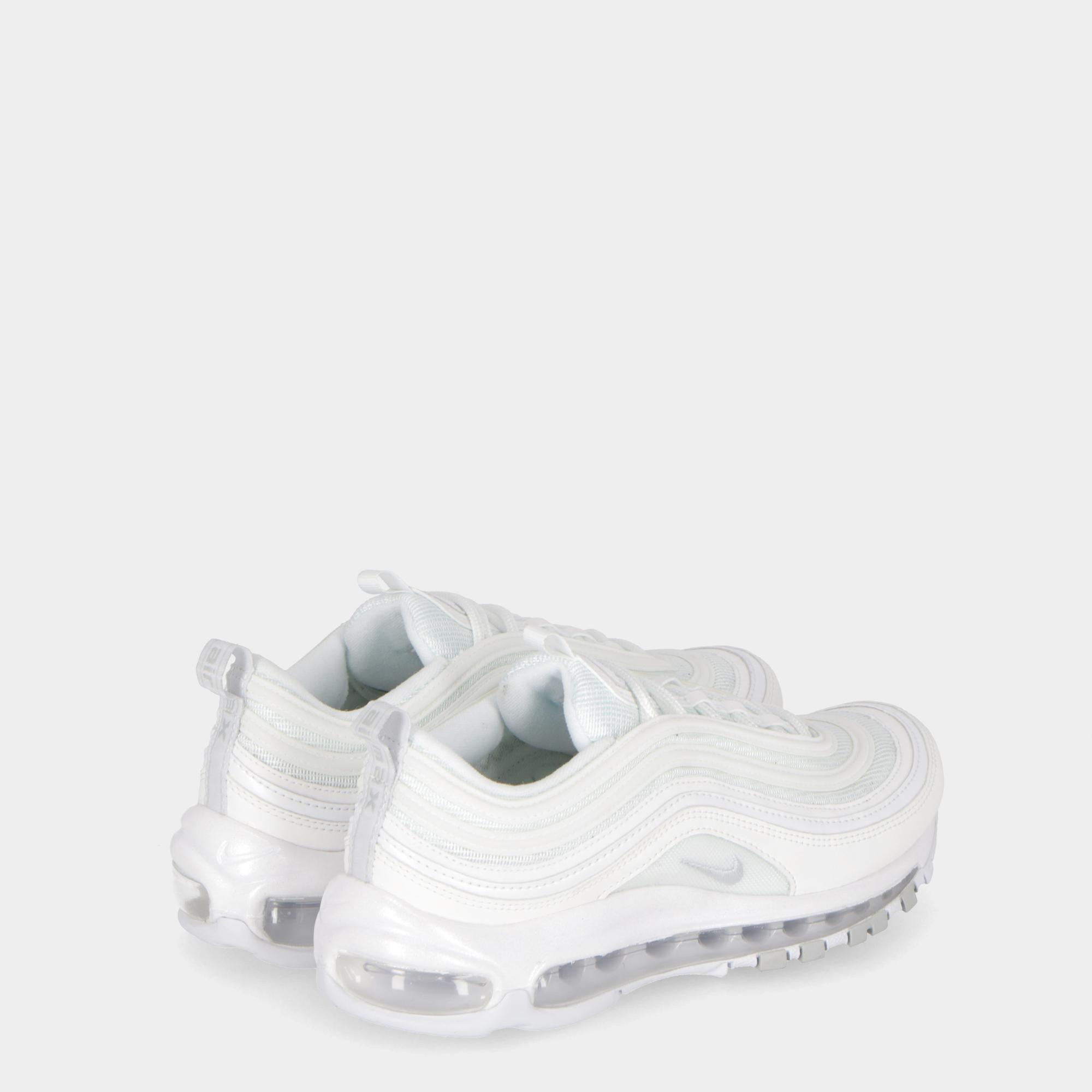 nike air max 97 white kinder