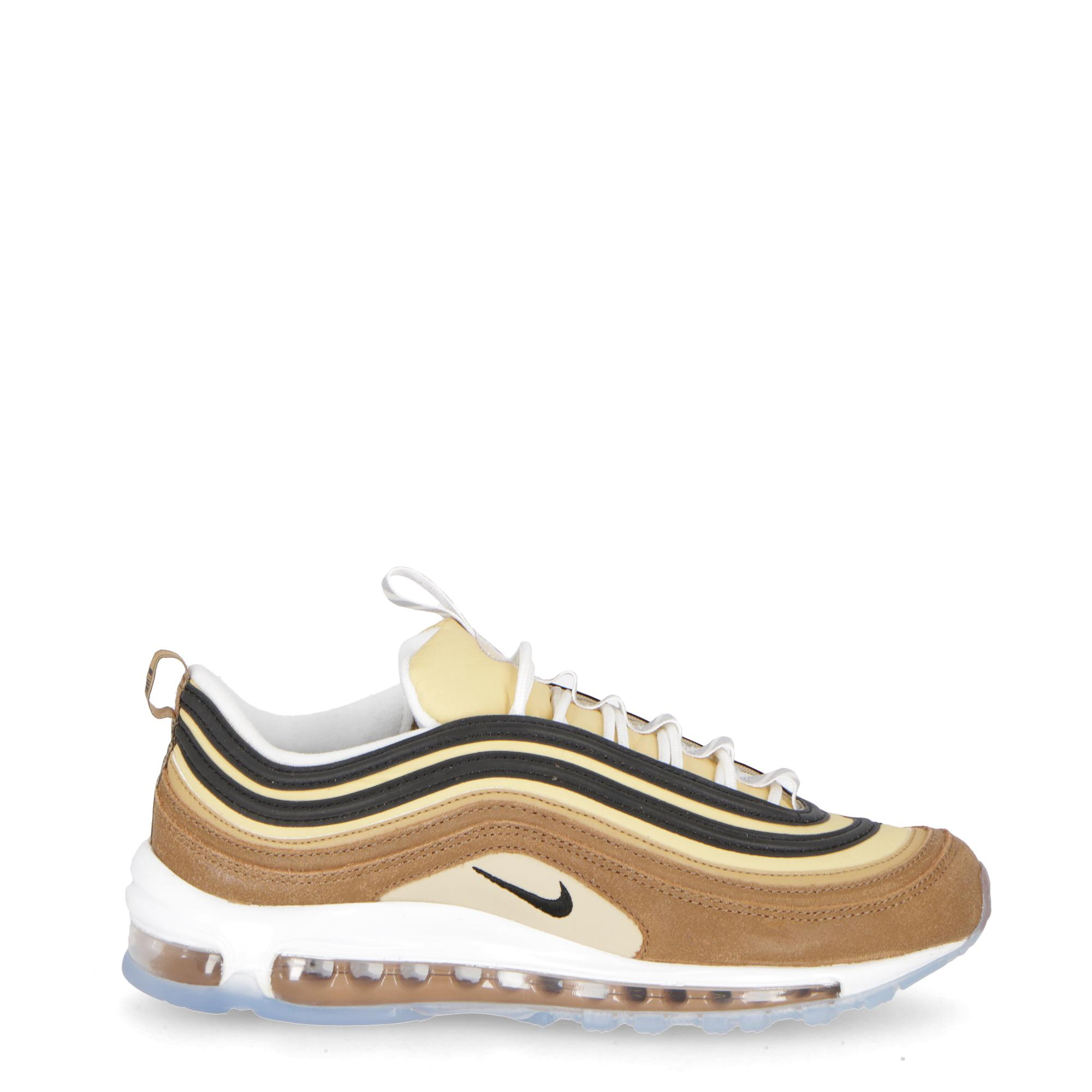 half off aada2 9e700 Nike Air Max 97 Brown black gold