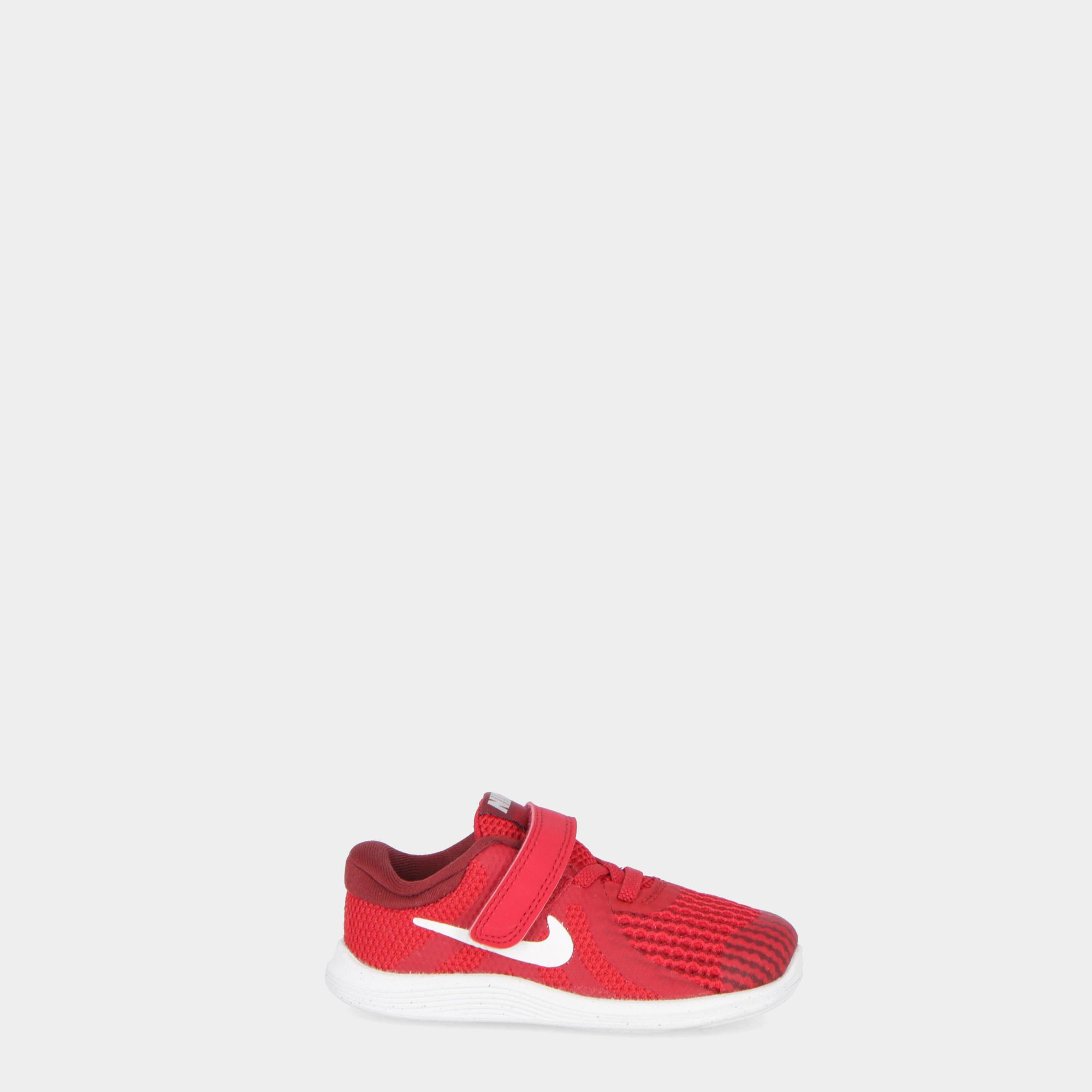 5658e583e7a42 Nike Revolution 4 (tdv) - Kids Gymred White