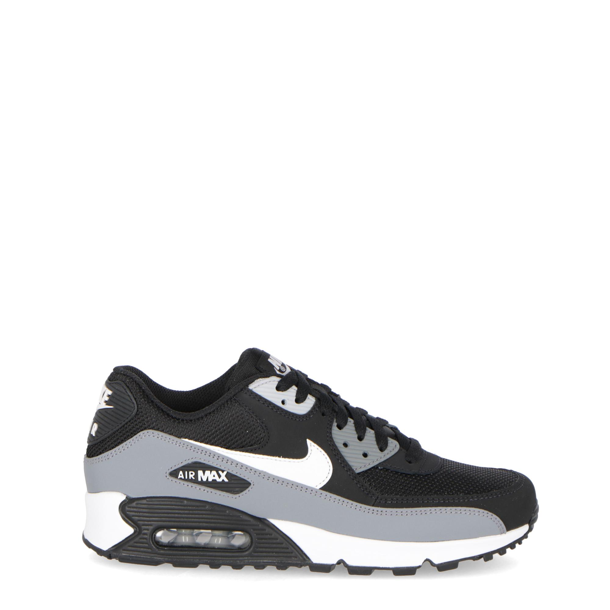 competitive price 0818e df380 Nike Air Max 90 Essential br   Black white grey