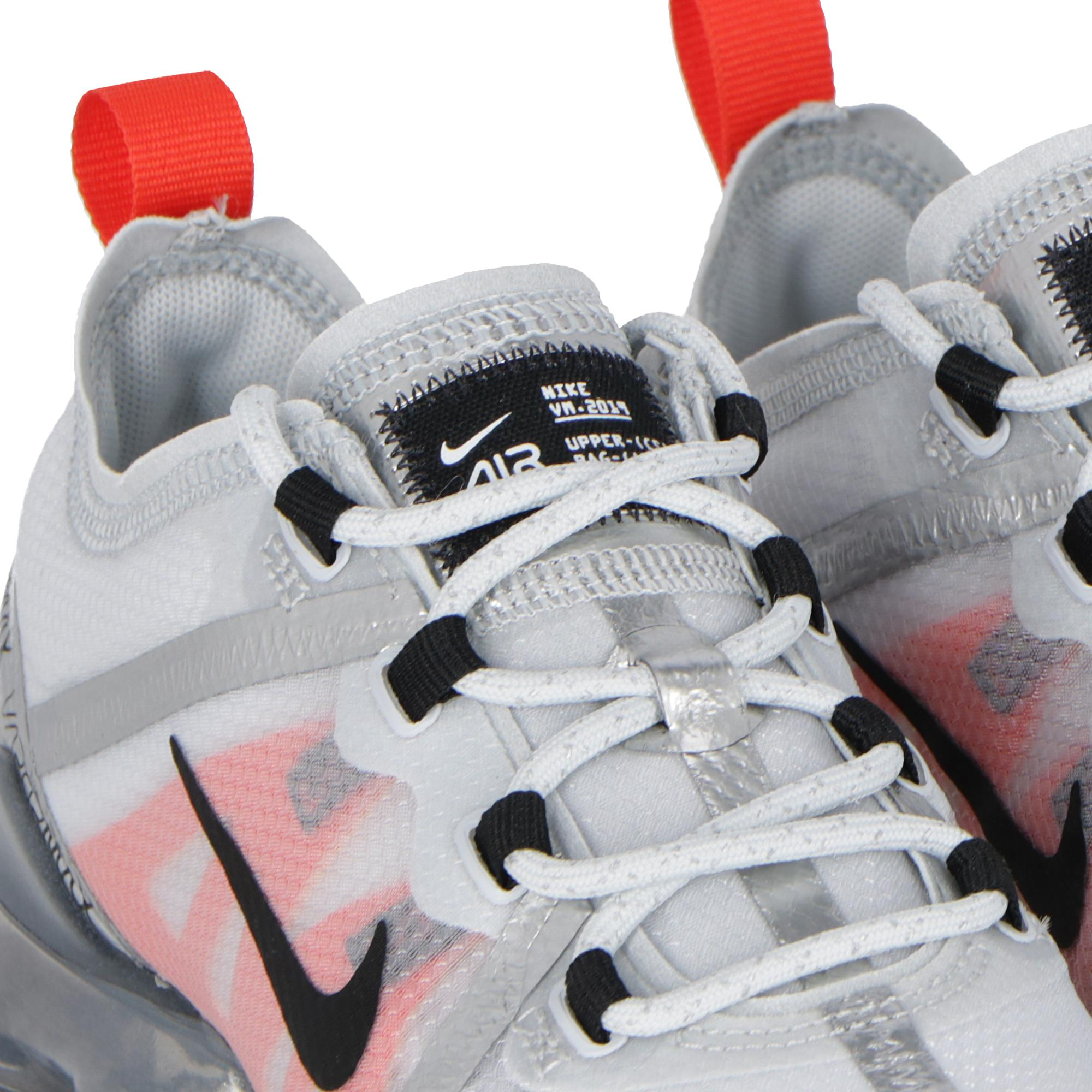 c015f693c01 Nike Air Vapormax 2019 (gs) - Kids Platinum Black White