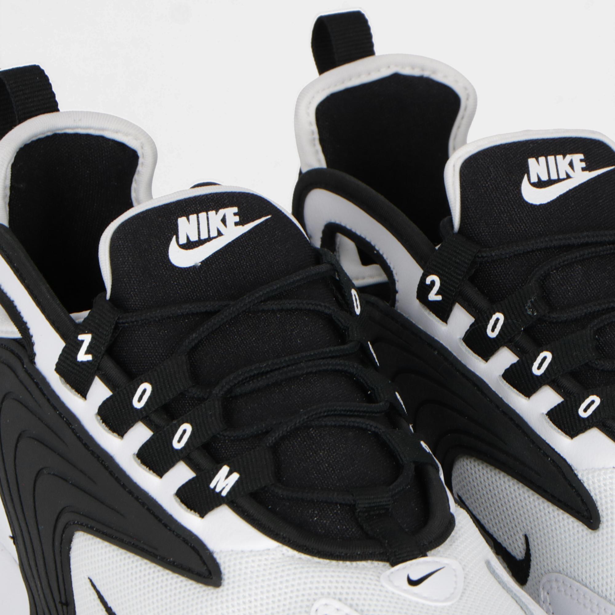 Nike Zoom 2k White black