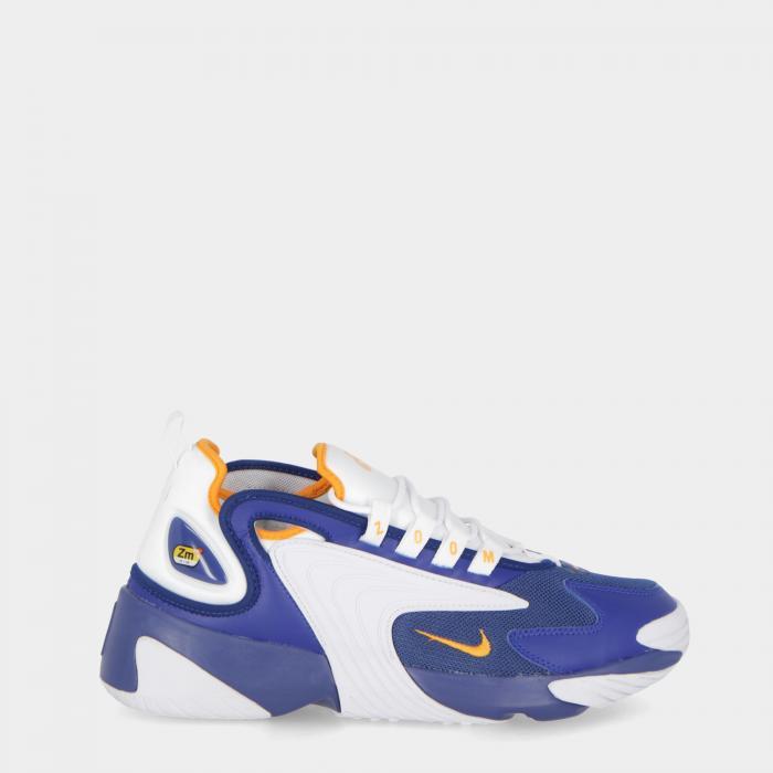 nike scarpe lifestyle royal blue orange