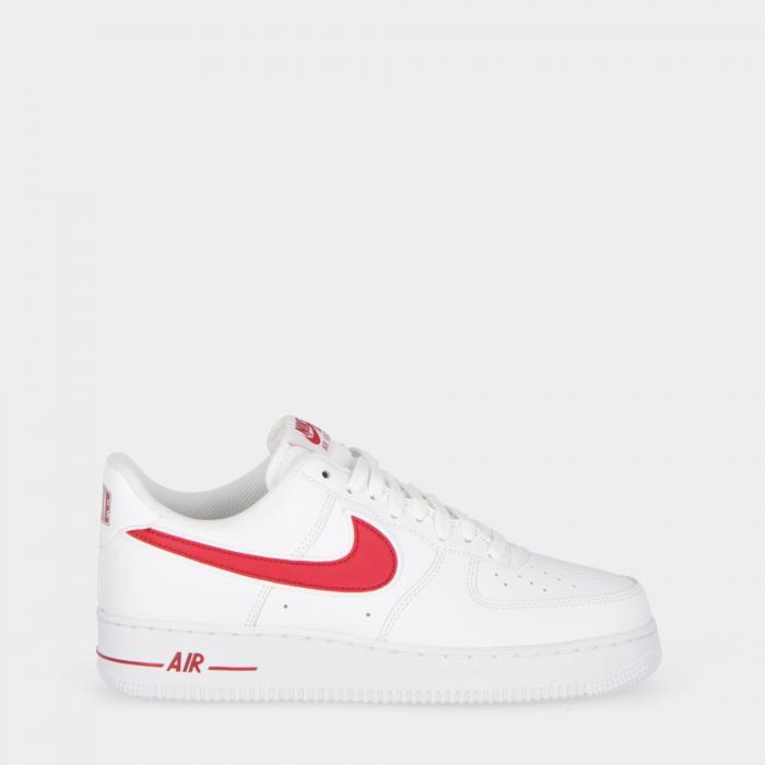 nike scarpe lifestyle white/gymred