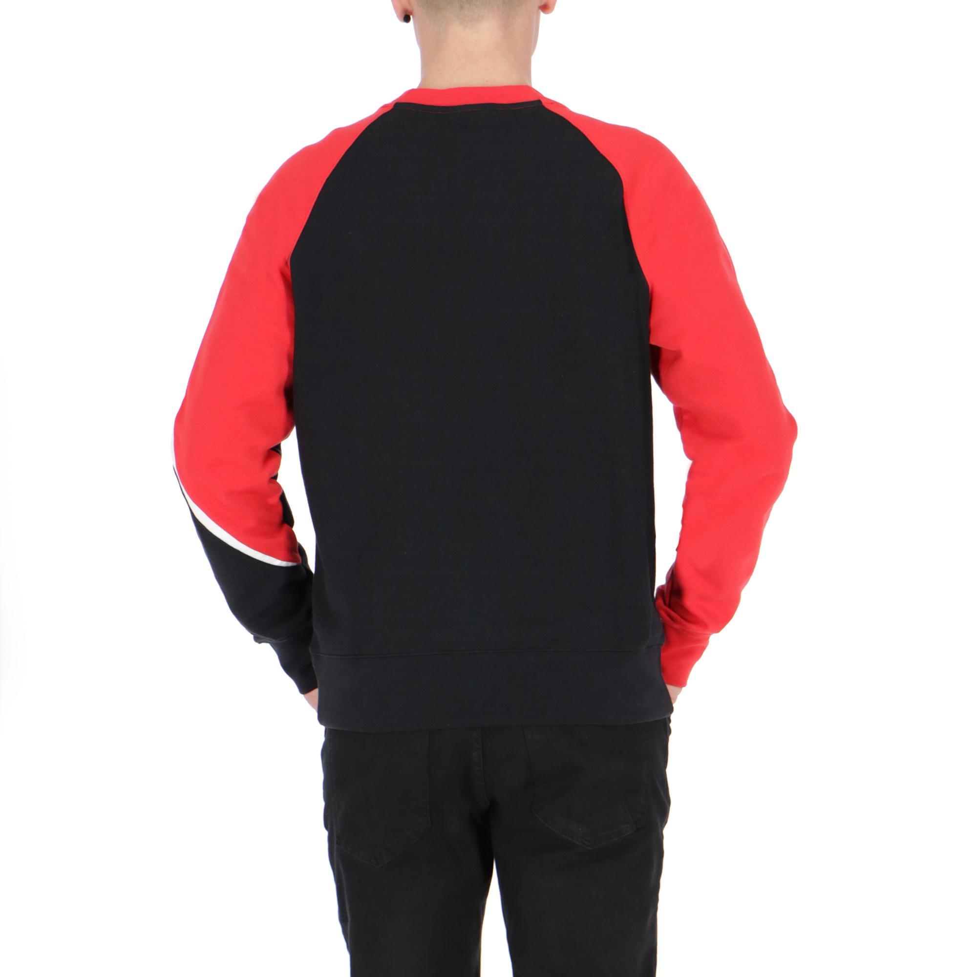 Nike Hbr Crw Ft Stmt<br/> Black white