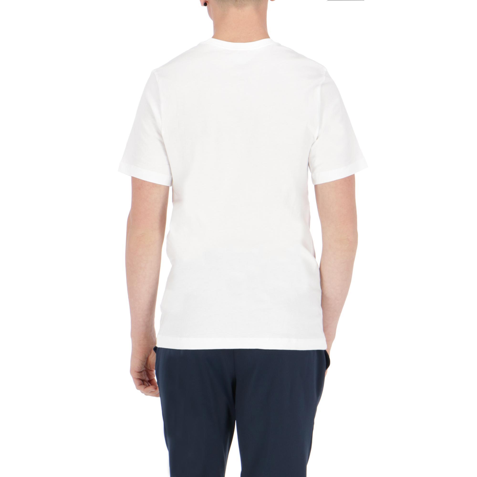 Nike Brand Mark Tee WHITE UNVRED