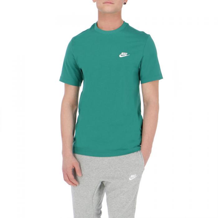nike t-shirt e canotte mystic green