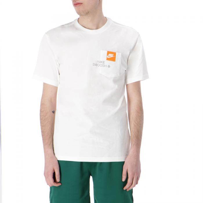 nike t-shirt e canotte white