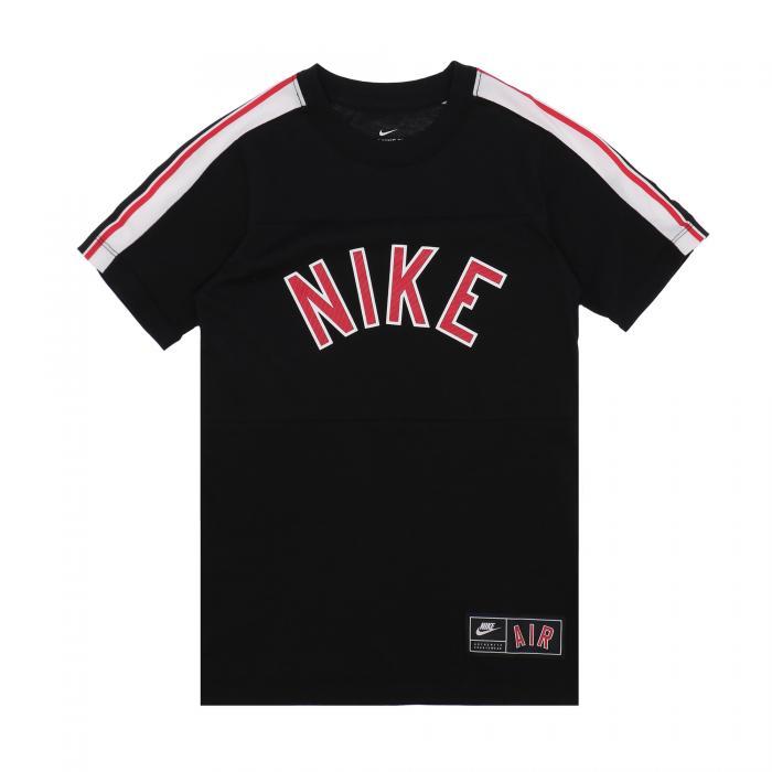 nike t-shirt e canotte black/university red