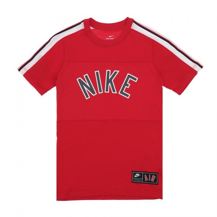 nike t-shirt e canotte univeristy red/black