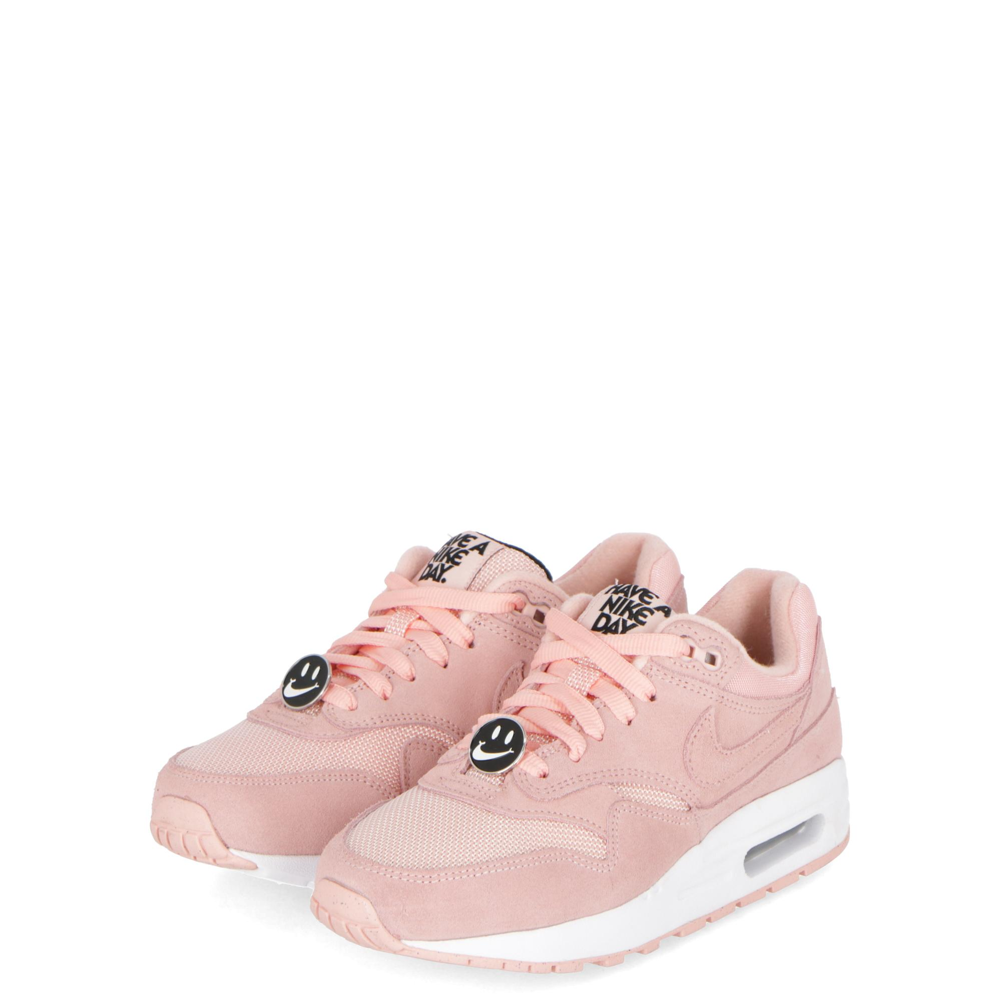 buy online 1a973 c05c5 Nike Air Max 1 Nike Day (gs) - Kids Bleached coral