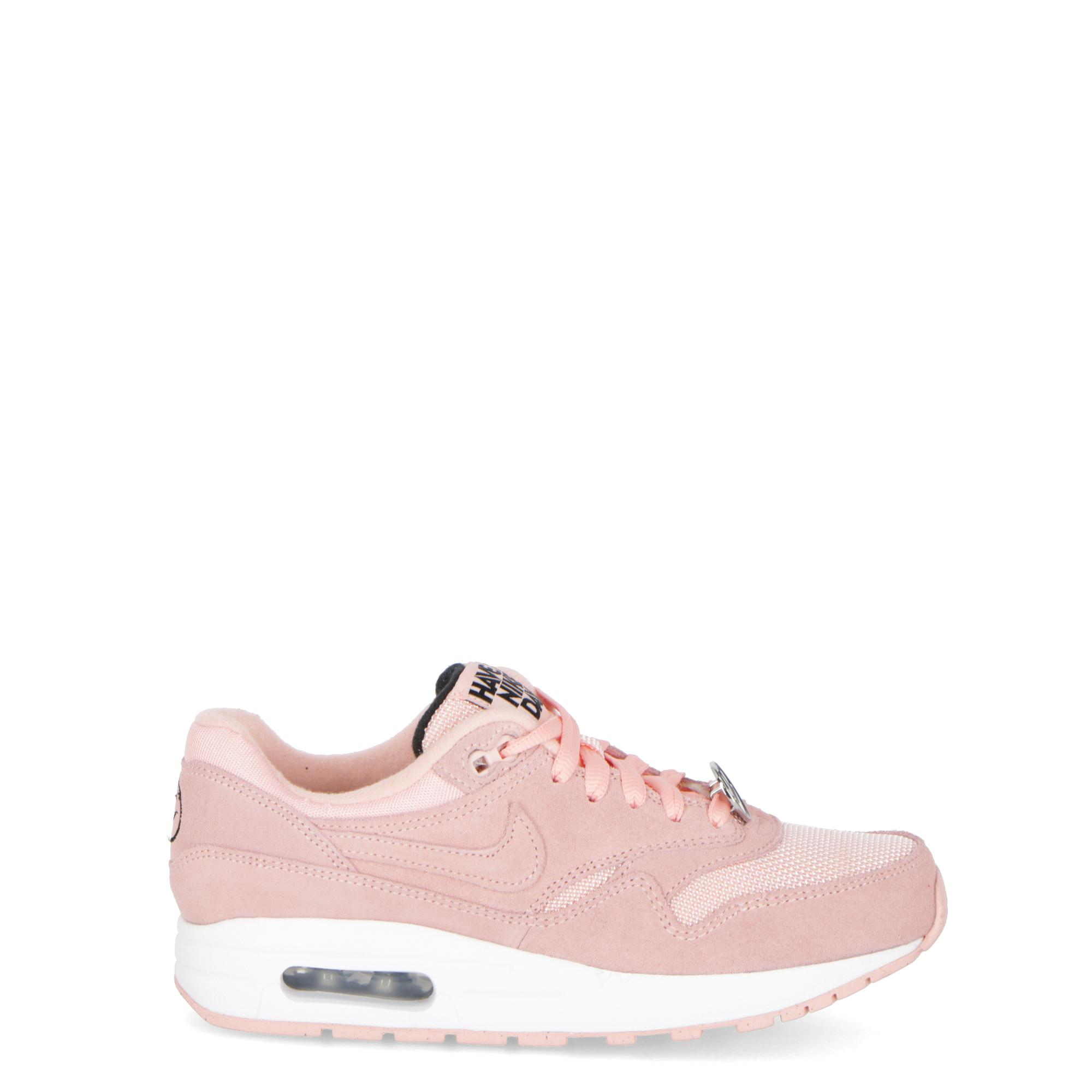 buy online 8092e 3828a Nike Air Max 1 Nike Day (gs) - Kids Bleached coral