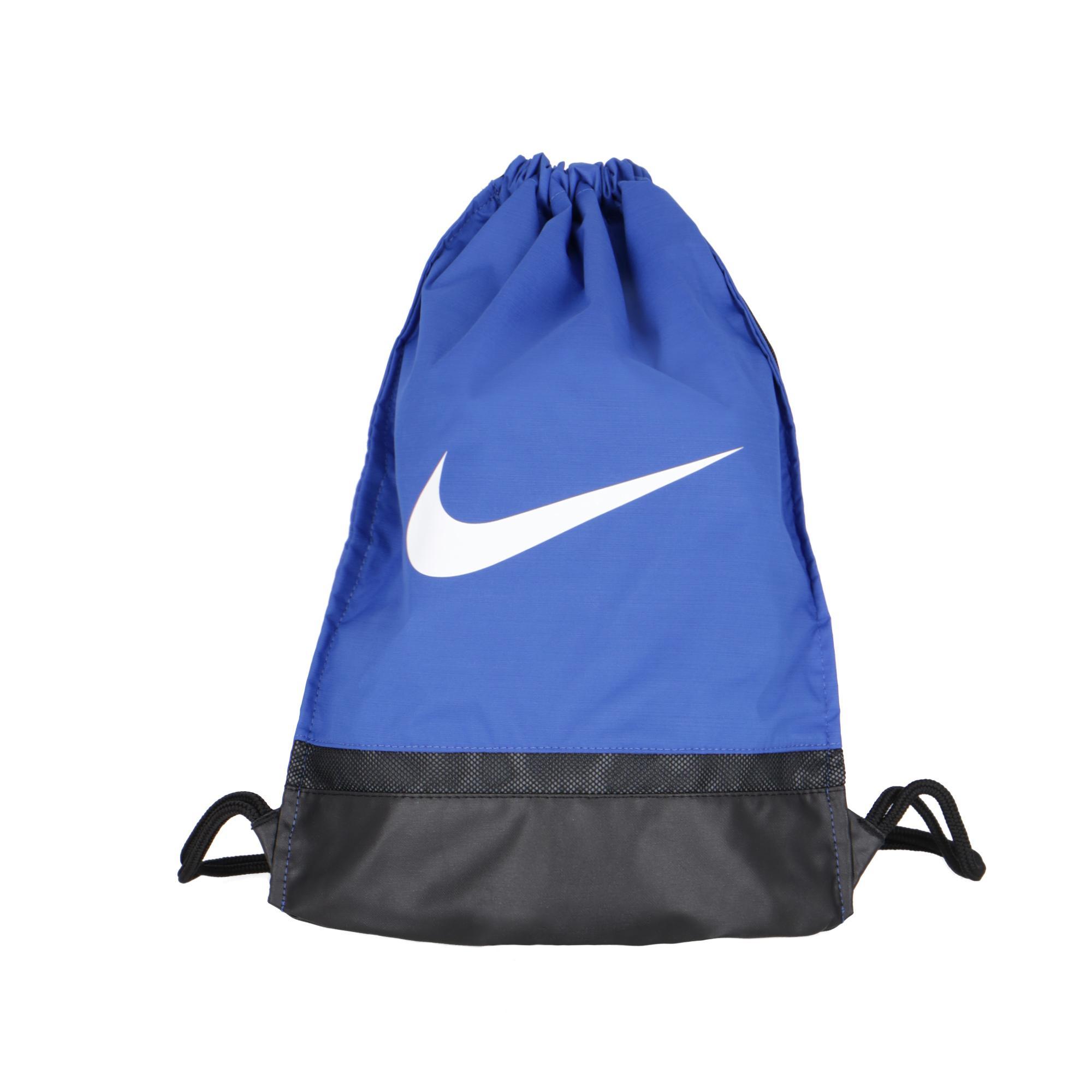 9ecd4e2be5 Nike Brasilia Gym Sack Royal Black