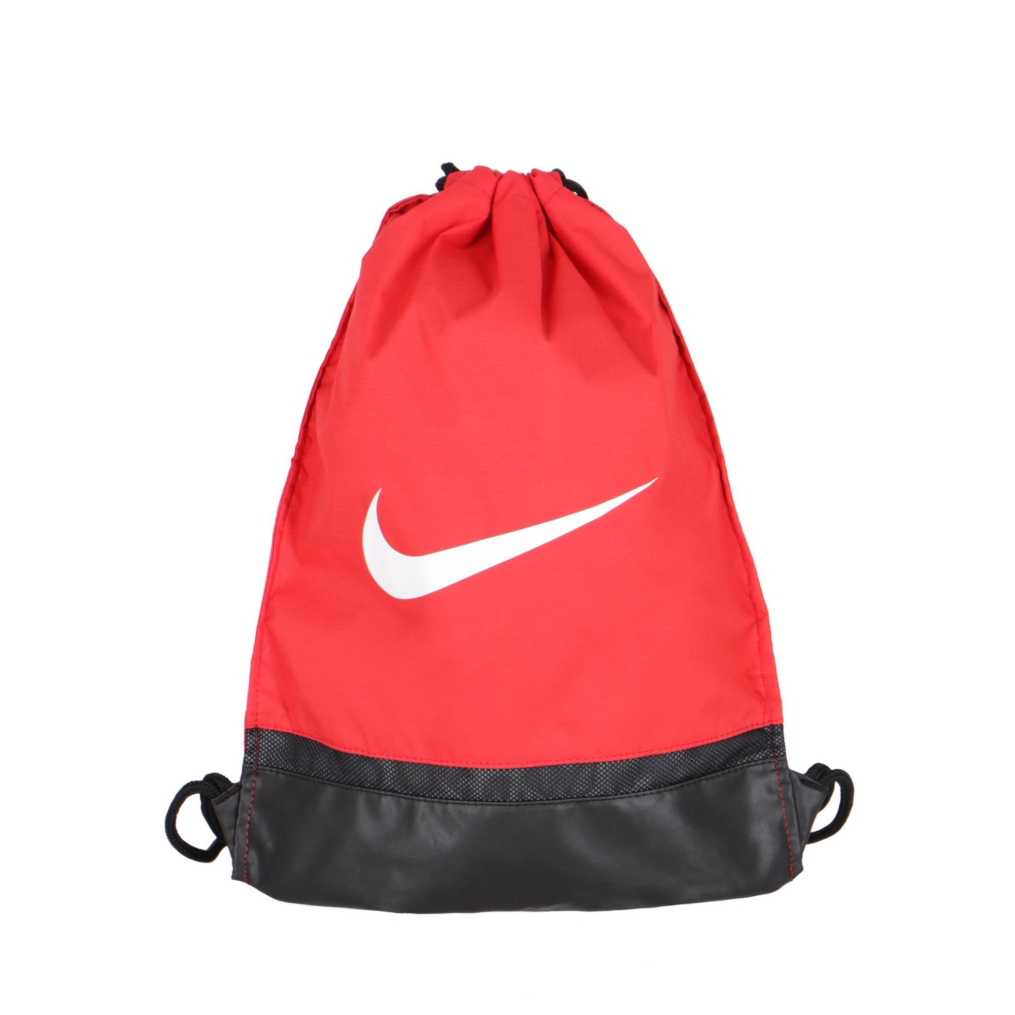 e967c0ccf632 Nike Brasilia Gym Sack University Red white