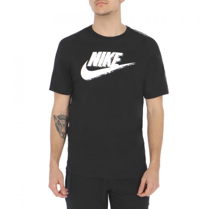 nike t-shirt e canotte black
