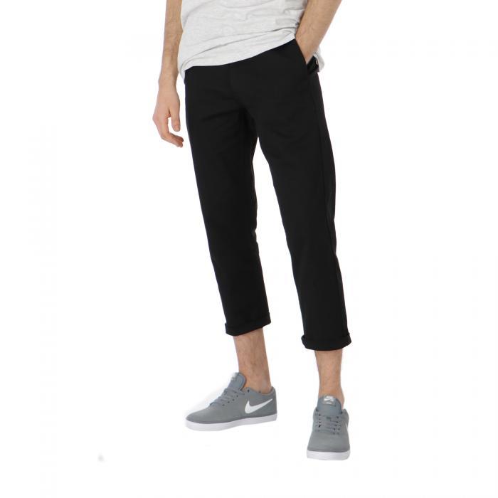 obey pantaloni black