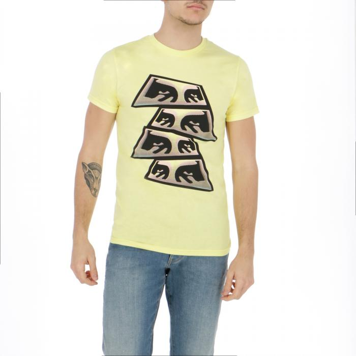 obey t-shirt e canotte lemon