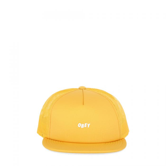 obey cappelli energy yellow