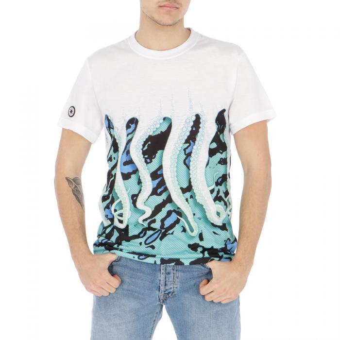 octopus t-shirt e canotte bahamas