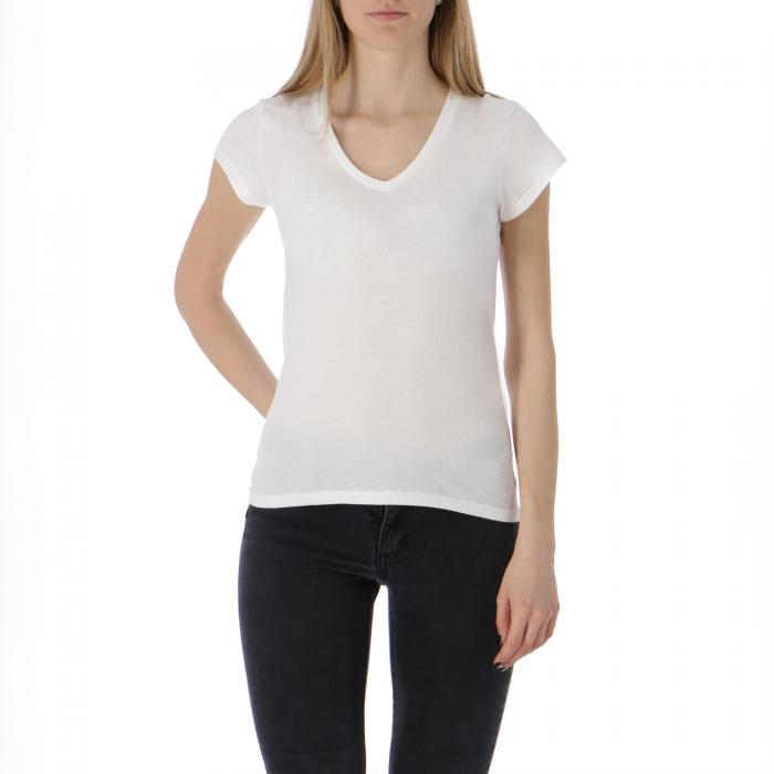 only t-shirt e canotte white