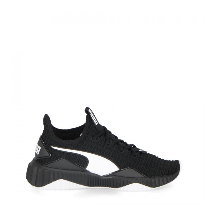 puma scarpe lifestyle black white