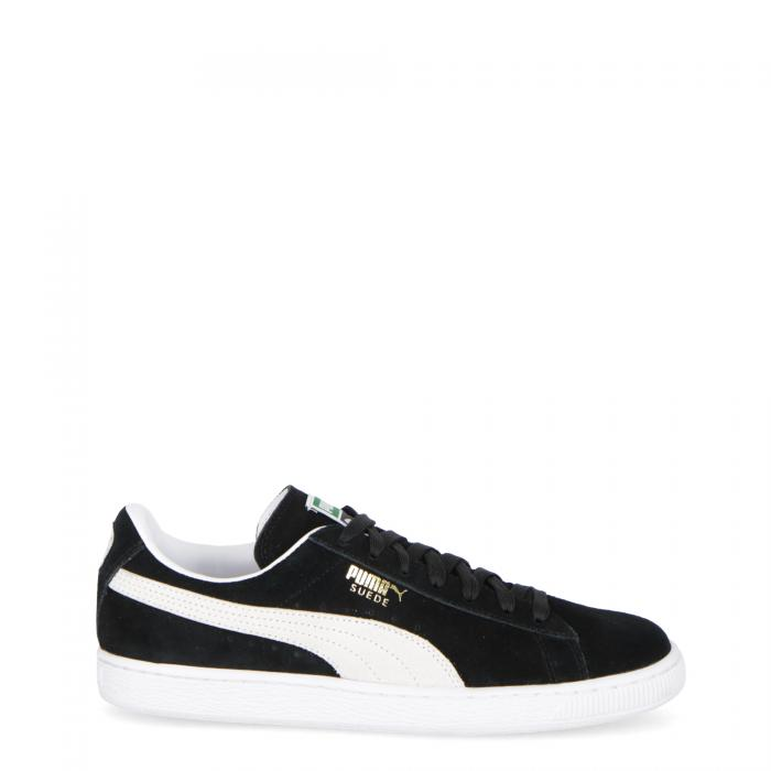 puma scarpe lifestyle black white