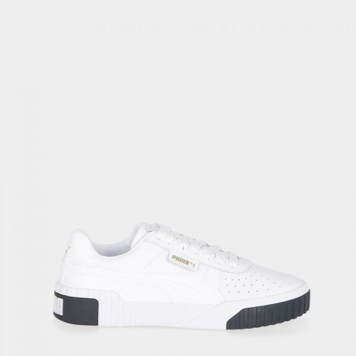 puma scarpe lifestyle white black