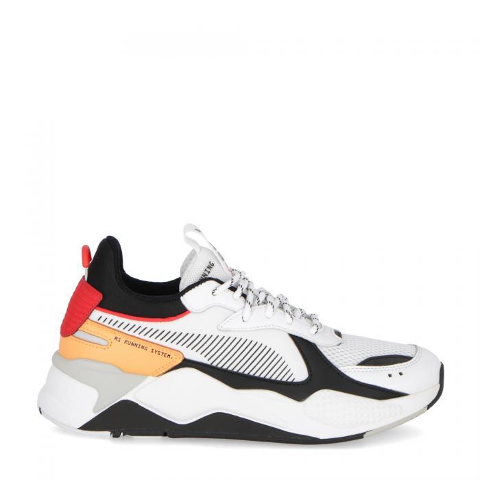puma scarpe lifestyle white black