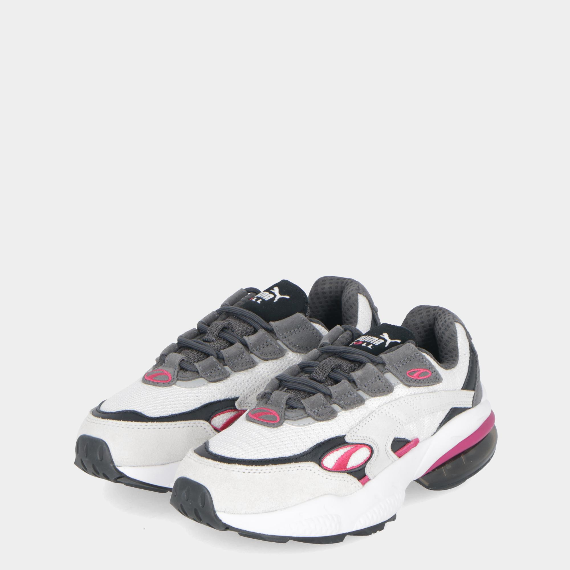Puma Cell Venom Puma white fuchsia purple