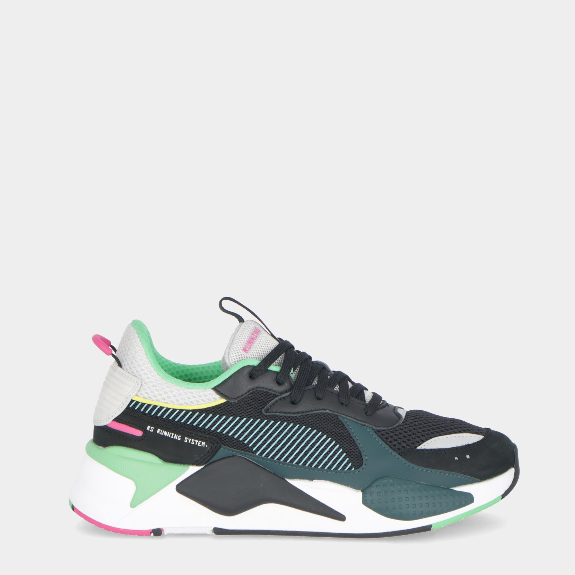 Puma Rs-x Toys Black blue atoll