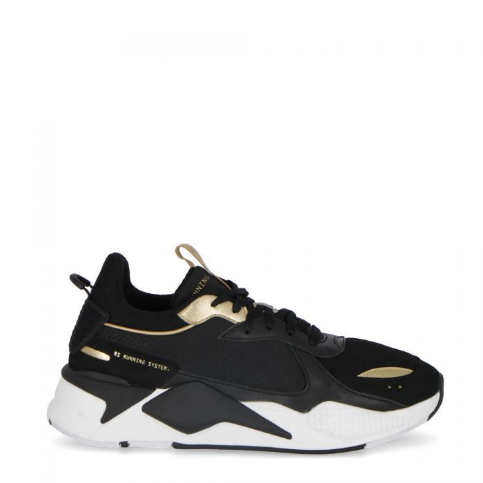 puma scarpe lifestyle black gold