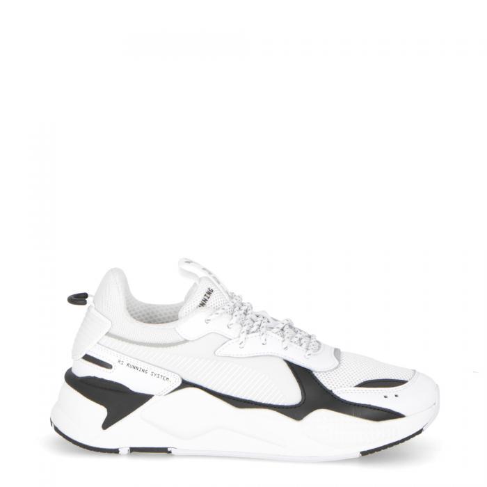 puma scarpe lifestyle white-black