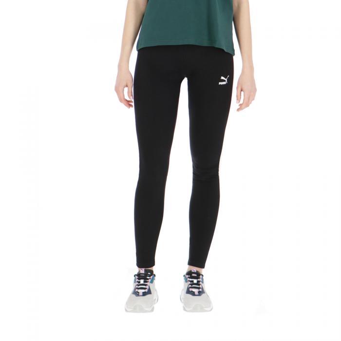 puma leggings black