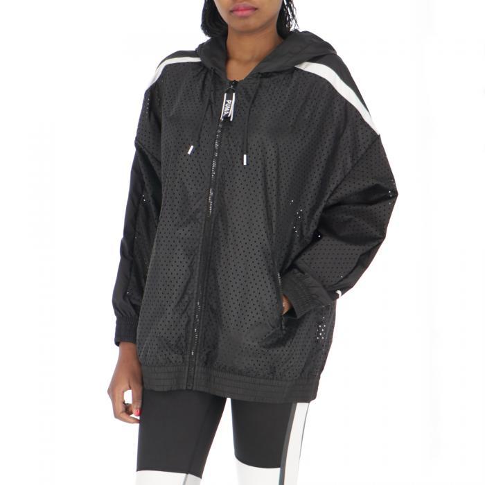 puma giacche black
