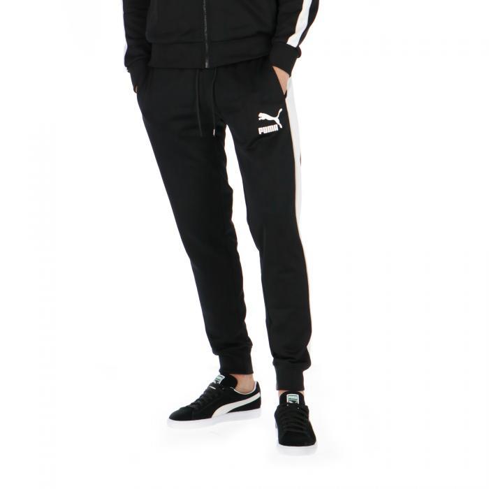 puma pantaloni black