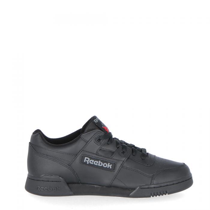 reebok scarpe lifestyle black charcoal