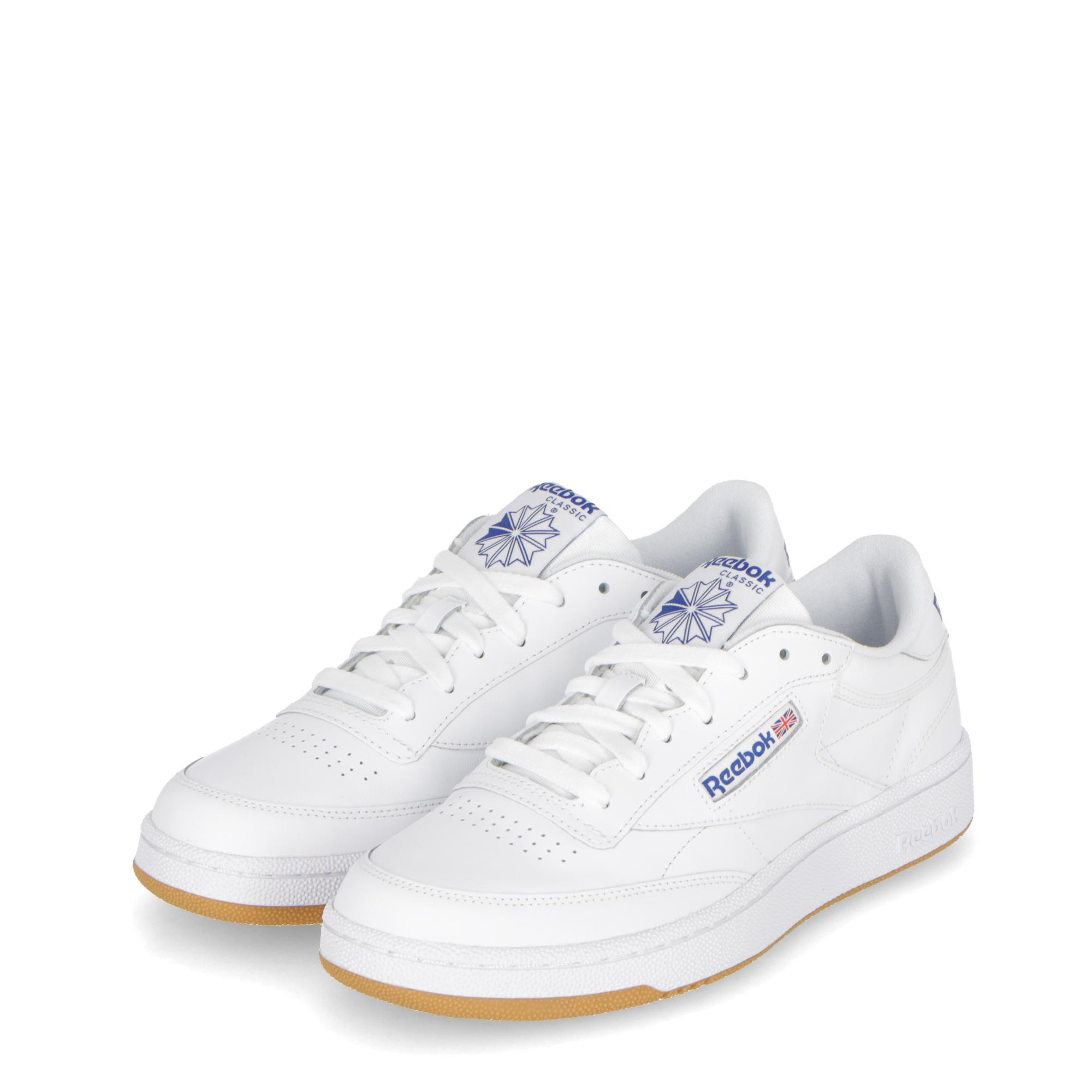 4ca7e5c5e27 Reebok Club C 85 Int-white royal-gum