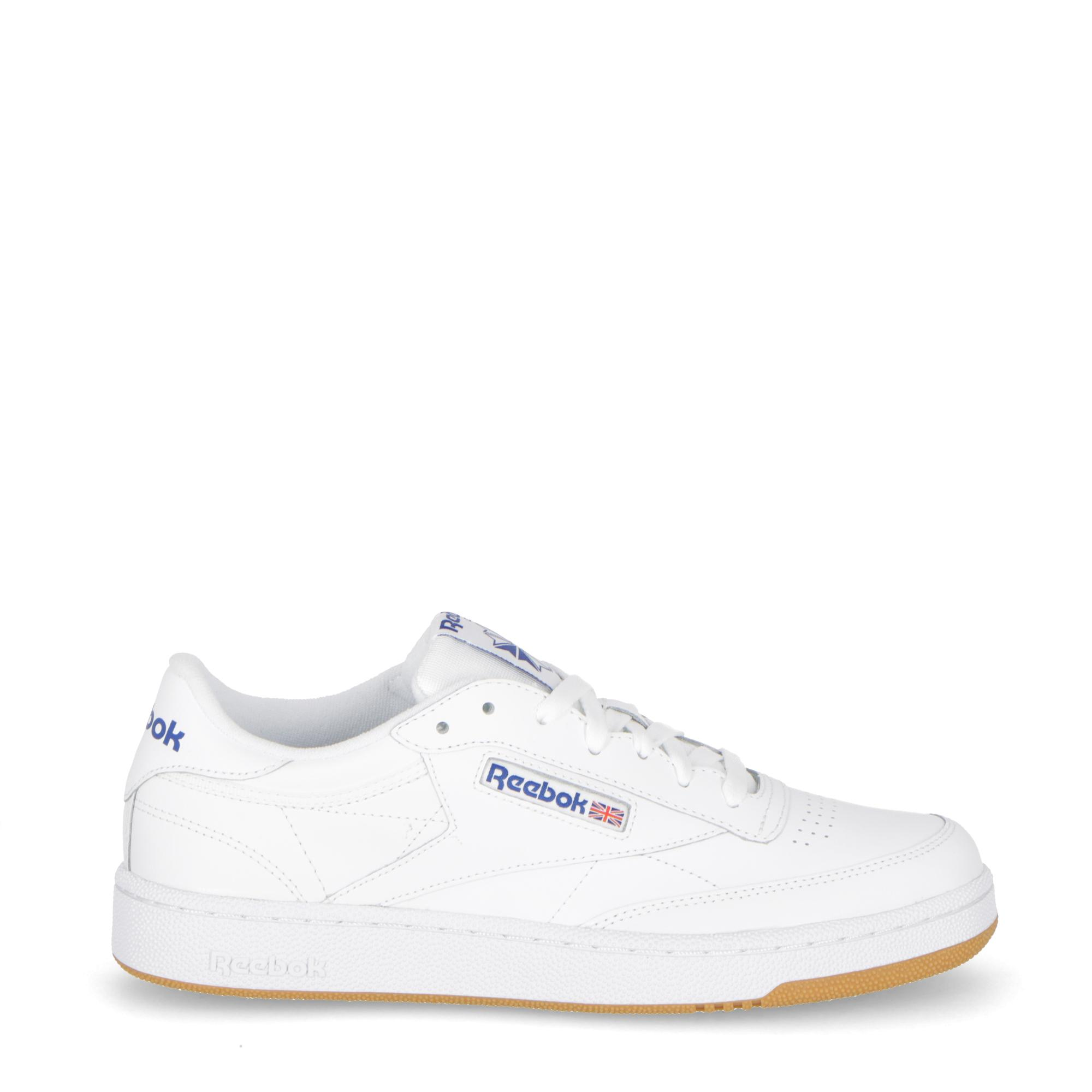 226ea2d8ba948 Reebok Club C 85 Int-white royal-gum