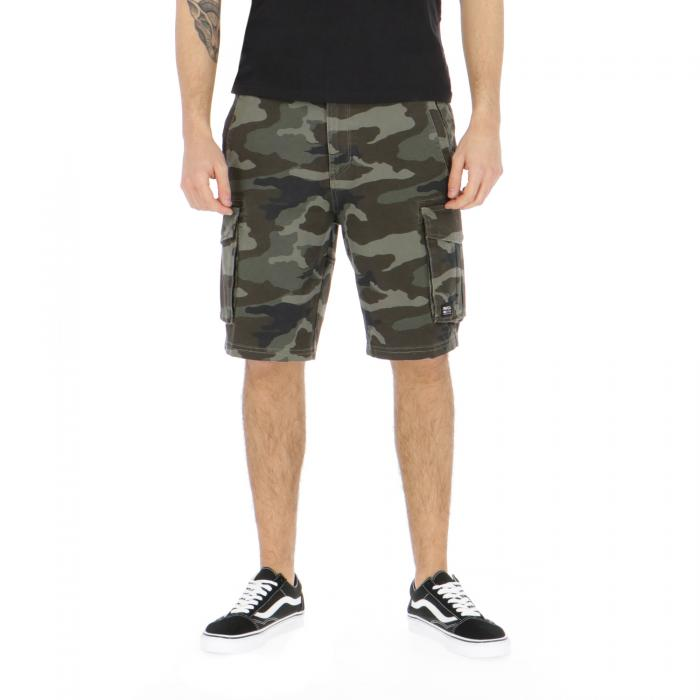 rvca shorts camo