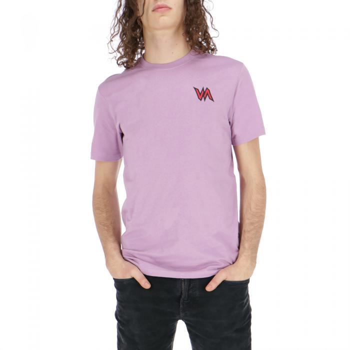 rvca t-shirt e canotte lavender