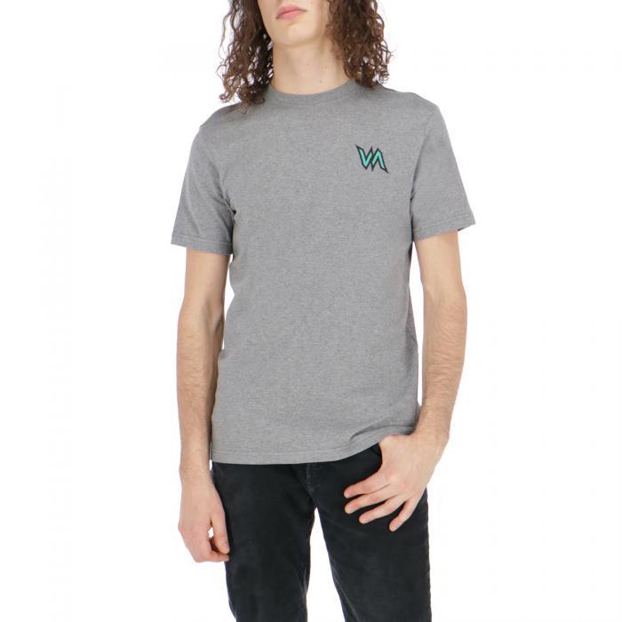 rvca t-shirt e canotte athletic heather