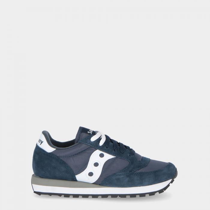saucony scarpe lifestyle navy white
