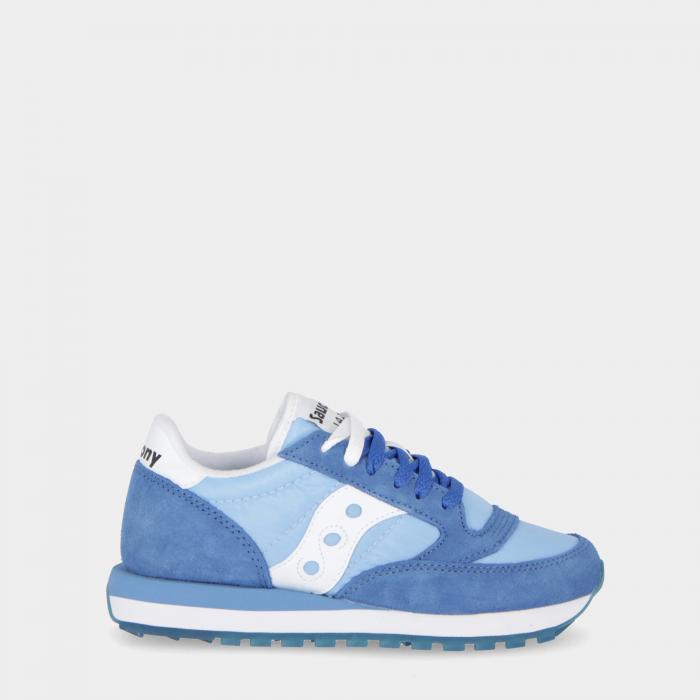 saucony scarpe lifestyle blue white