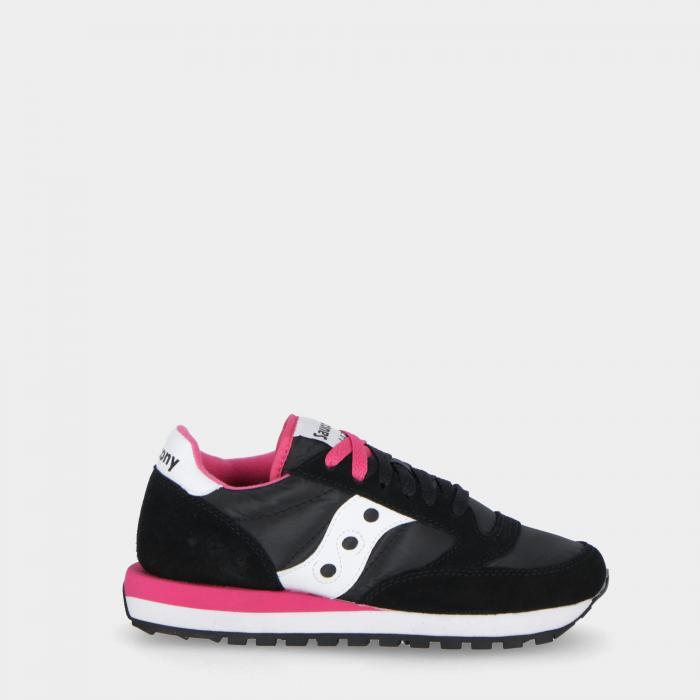 saucony scarpe lifestyle black pink